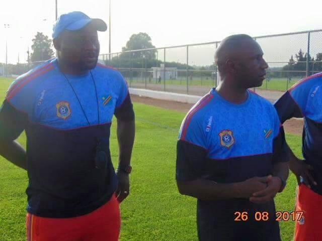 Léopards RDC_Ibenge e Pamphil