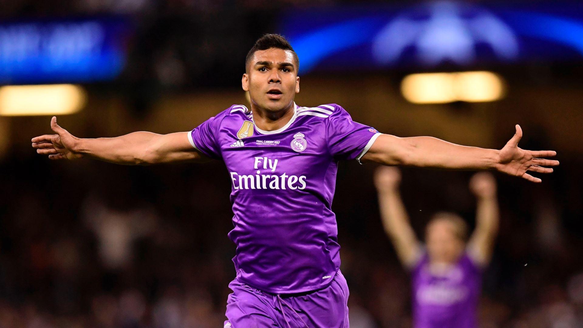 UEFA Le but de Casemiro en pétition pour le prix du meilleur