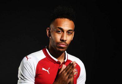 Aubameyang est désormais de l'Arsenal