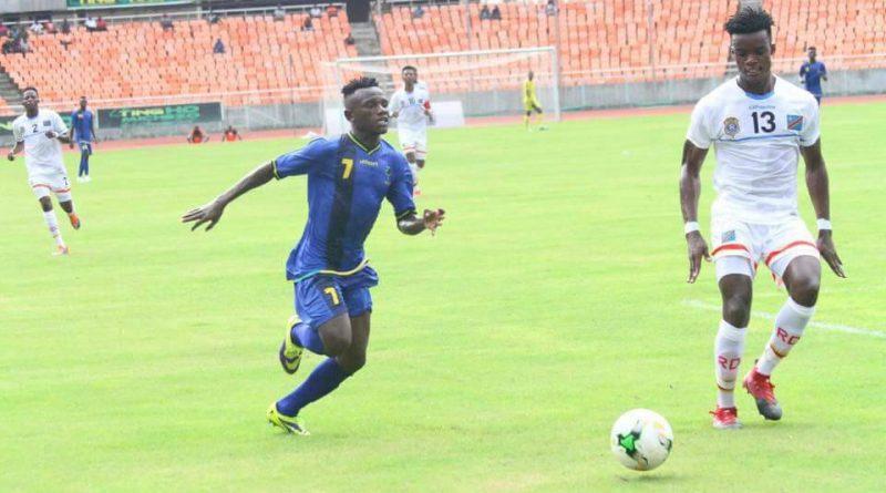 Leópards Eliminatoires Can U-20 Niger 2019