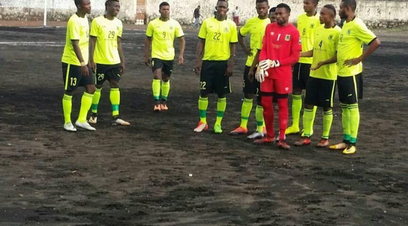 Vodacom L1/Play Off : Dauphin Noir battu lourdement par l'A.S Vclub.