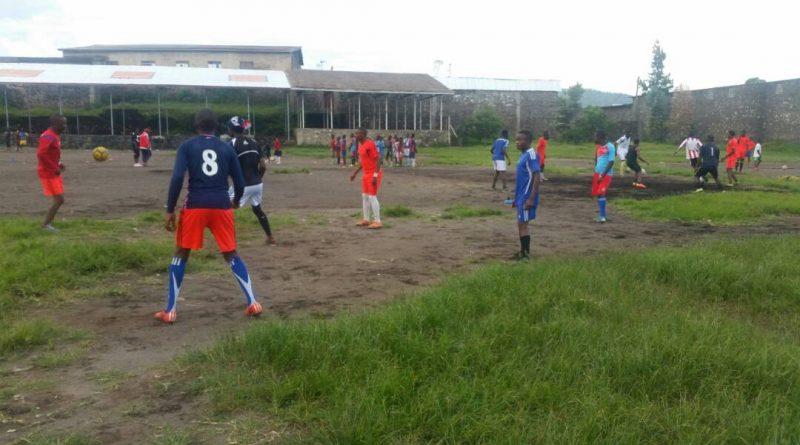 Échos du Football d'âge : Reprise d'activités pour l'Ecofoot Nyiragongo de Goma.