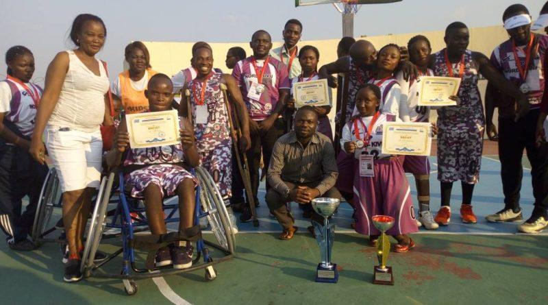 Coupe du Congo/Basketball Sur Fauteuil : Kinshasa champion, Nord et Sud-Kivu, sur le podium.