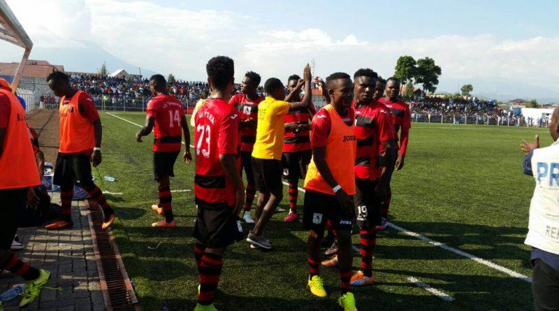 Vodacom Ligue 1 : Dauphin Noir s'incline at home face au T.P Mazembe.