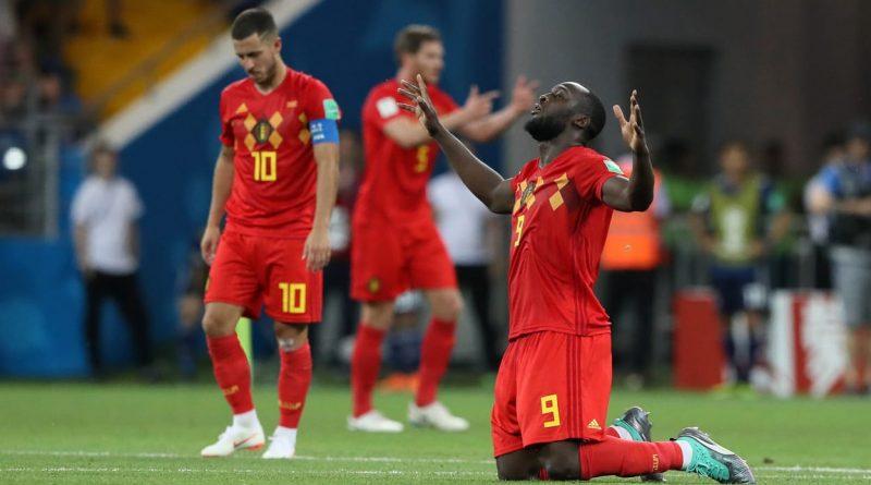 Lukaku jouer belgique mondial