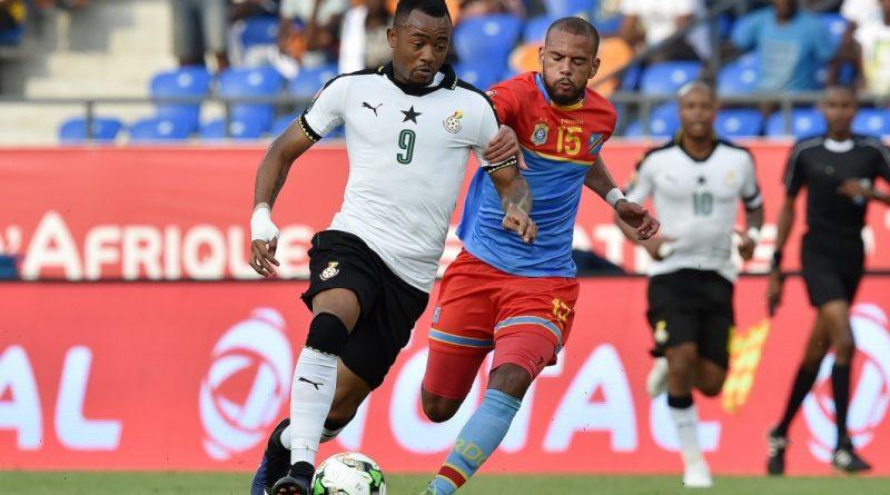 GHANA-VS-RDC, CAN 2017