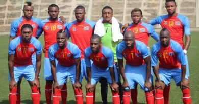 RDC- FIFA , Leopards