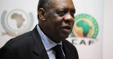 Issa Hayatou, CAF
