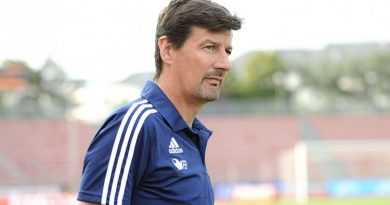 Thierry Froger, selectionneur du TP Mazembe
