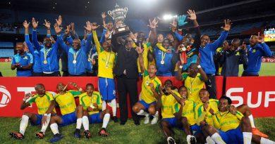 Mamelodi Sundowns Supercoupe de la CAF