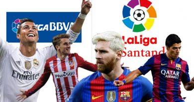 El Pichichi Liga - Messi
