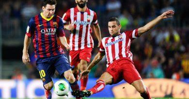 Barca vs Atletico de Madrid, Coupe du Roi