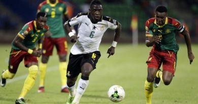Ghana-Cameroune, CAN 2017