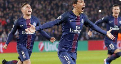Angel Di Maria, PSG-Barca, Ligue des champions