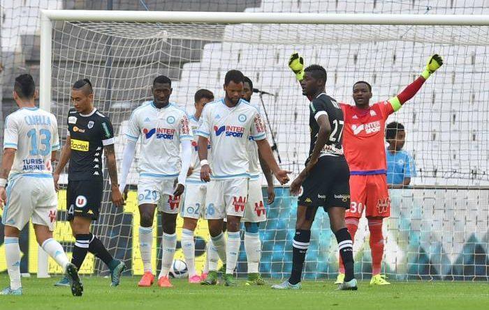 OM-Angers, Ligue 1, Marseille