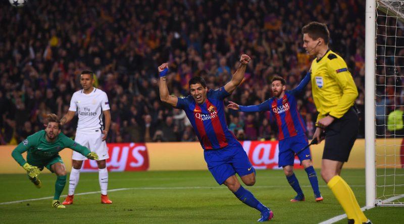 Barcelone vs PSG