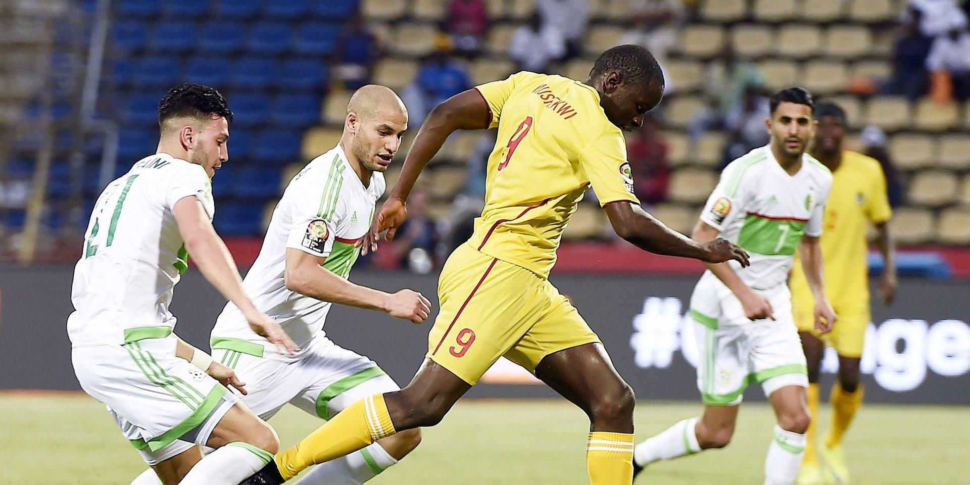 Algerie vs Togo, Eliminatoire CAN-2019