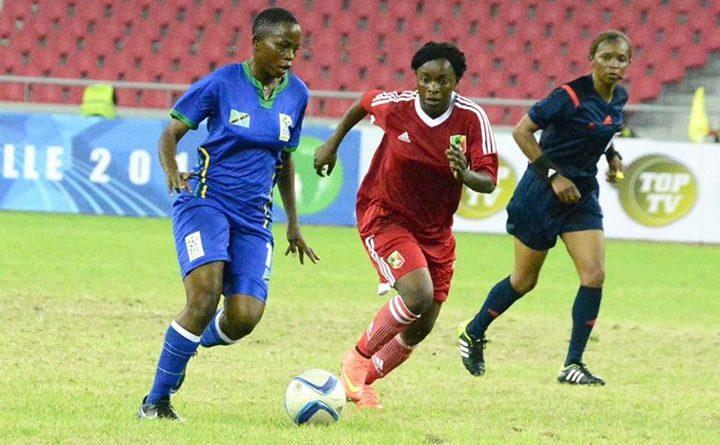 Coupe du Congo Dame