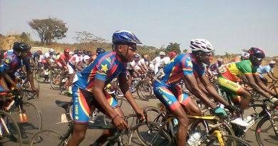 Tour cycliste; 5e Tour cycliste du congo