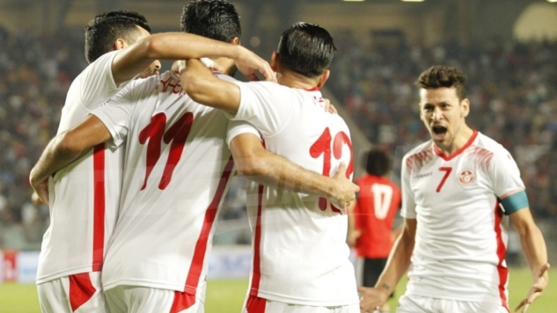 Tunisie vs Egypte, CAN-2019