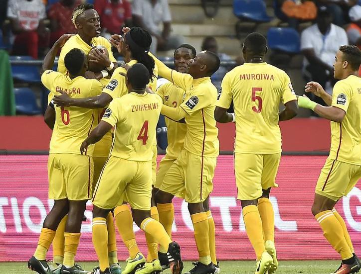 can-2019, Zimbabwe vs Liberia