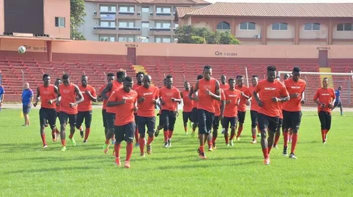 Horoya A.C, Coupe de la confédération, CAF, coupe de la CAF