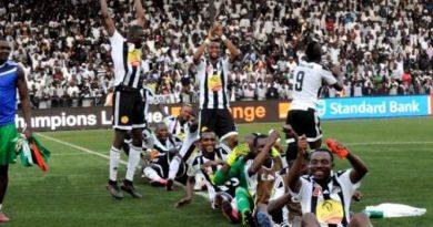 coupe de la CAF, TP Mazembe