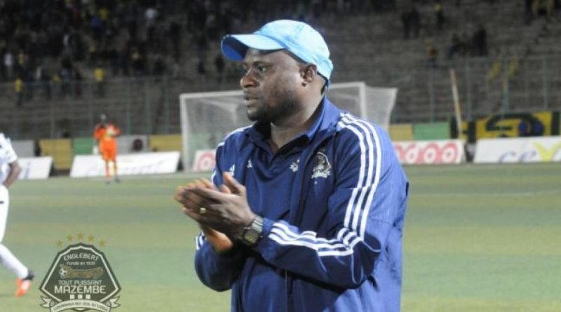 Pamphile Mihayo, entraîneur du TP Mazembe
