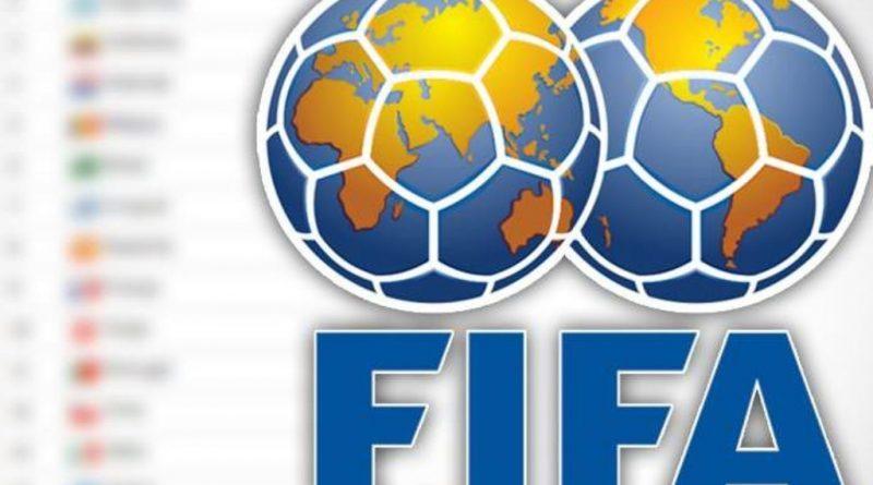 Le Classement FIFA mars 2018