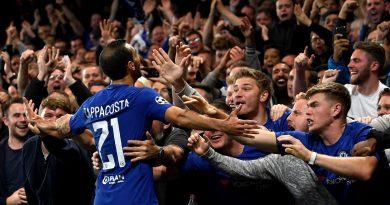 Chelsea Ligue des Champions