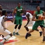AfroBasket RDC vs Nigéria