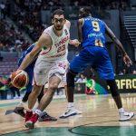 Afrobasket 2017 RDC vs Tunisie