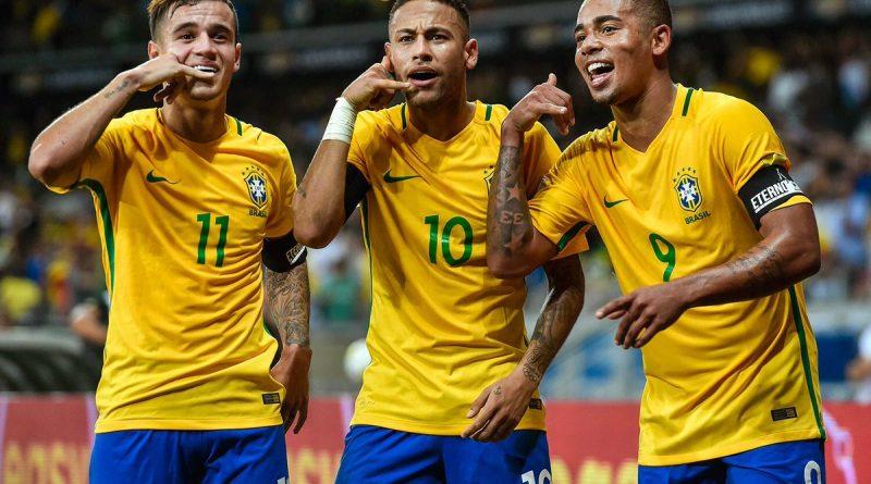 Mondial 2018 Brésil