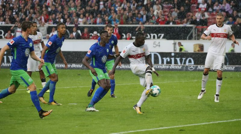 Chadrac Akolo en Bundesliga