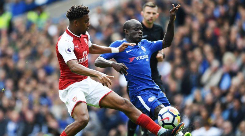 Classico Chelsea vs Arsenal 2017