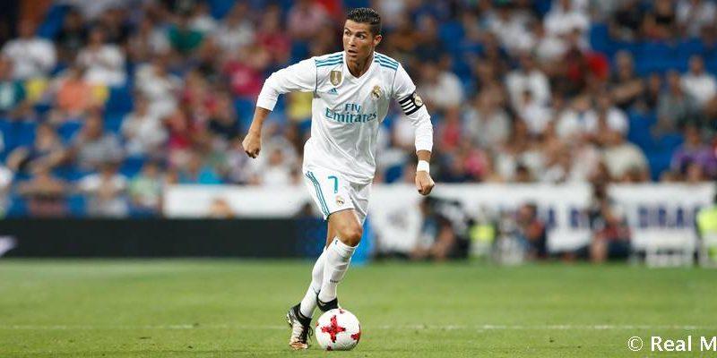 Cristiano Ronaldo Rela Madrid Ligue des Champions 2017-18
