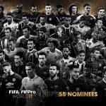 Équipe Type FIFA 2017 Fifpro
