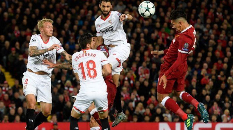 Liverpool a égalité contre Séville en Ligue des Champions