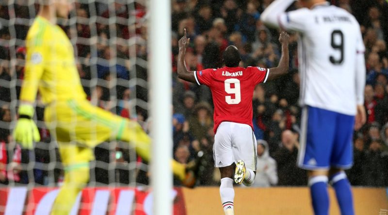 Lukaku Manchester United Ligue des Champions 2017-2018