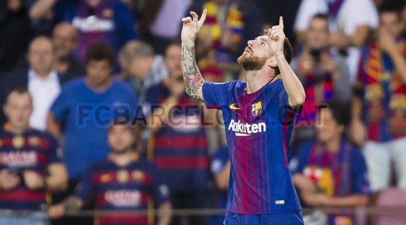 Messi Barcelone vs Juventus Ligue des Chmapions 2017