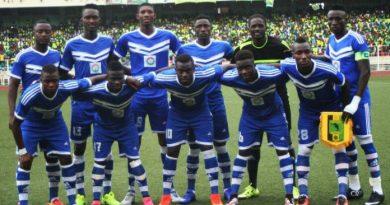Quarts de final Coupe CAF 2017