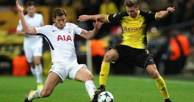 Tottenham gangne Borussia Dortmund en Ligue des Champions