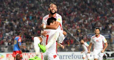 Tunisie vs RDC_Mondial 2018