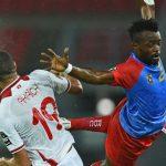 RDC vs Tunisie, coupe du monde Russie 2018