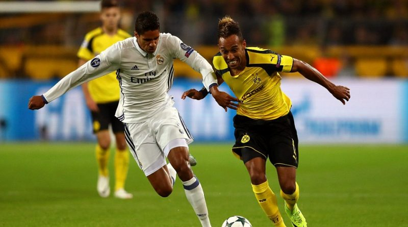 Pierre Aubameyang - Borussia Dortmund
