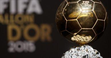 Nominés du Ballon d'Or 2017