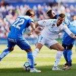 Real Madrid Getafe 2017