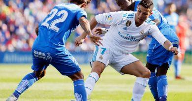 Real Madrid Getafe 2017