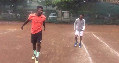 Bienvenue Bolangi à ITF