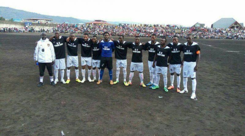 Bukavu Dawa lors du derby